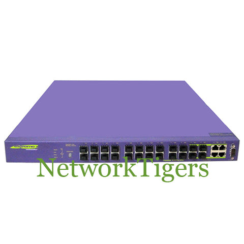Extreme 16155 Summit X450A-24X 24 Port Gigabit Switch