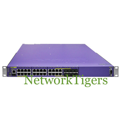 Extreme 16401 X460 Series X460-24t 24x Gigabit Ethernet RJ-45 8x 1G SFP Switch