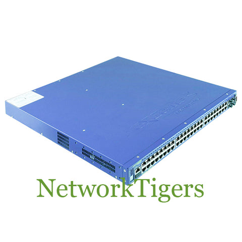 Extreme 16408 X460 Series X460-48tDC 48x Gigabit Ethernet 4x 1G SFP (DC) Switch