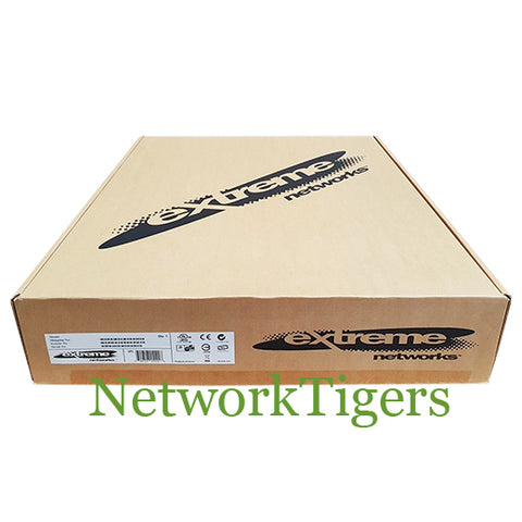 NEW Extreme 16409 X460-24xDC 24x 1GB SFP 4x 1GB Combo (DC) Switch