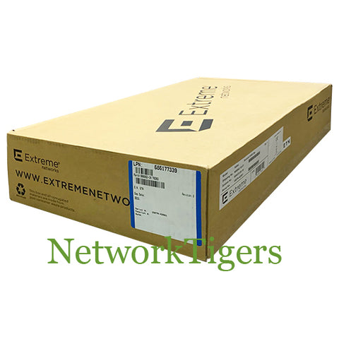NEW Extreme Networks 16702 X460-G2-48t-10GE4 48x GE 4x 10G SFP+ Switch
