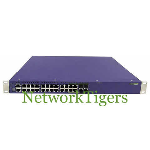 Extreme Networks 16504 X440 Series X440-24p 24x GE PoE+ 4x GE SFP Switch