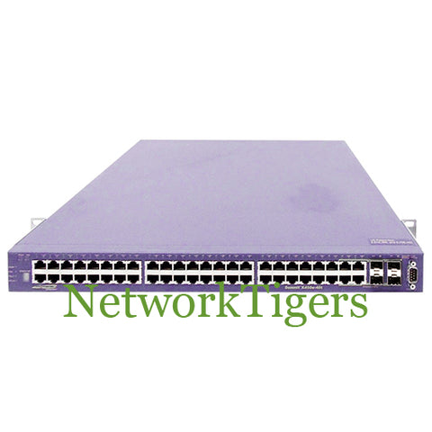 Extreme 16147 X450e Series X450e-48T 48x Gigabit Ethernet RJ-45 4x 1G SFP Switch