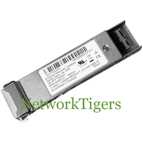 Extreme Networks 10121 10 Gigabit 850nm MMF Optical XFP Transceiver - NetworkTigers