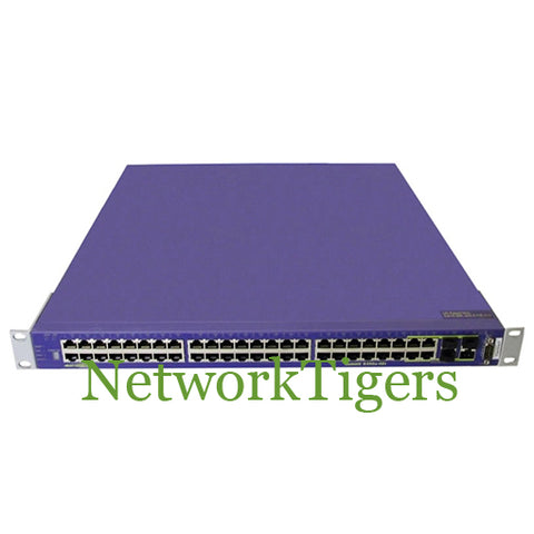 Extreme Networks 16157 Summit X450a Series 48x Gigabit Ethernet 4x 1G SFP Switch