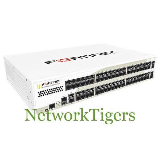 Fortinet FG-280D-POE FortiGate 200D Series 86x GE RJ45, 4x SFP Switch