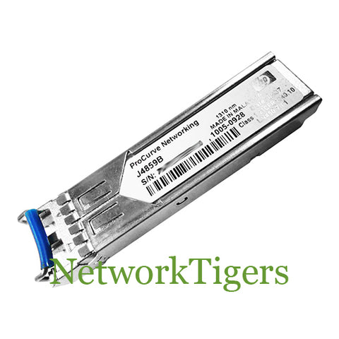 HP J4859B 1 Gigabit BASE-LX-LC SFP Optical Transceiver