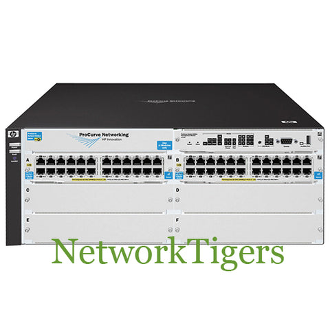 HP J8699A 5400zl Series ProCurve 48-Port Gigabit PoE 5406zl-48G IE Switch