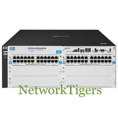 HPE J8699A ProCurve 5400zl Series 48x Gigabit Ethernet PoE Switch - NetworkTigers