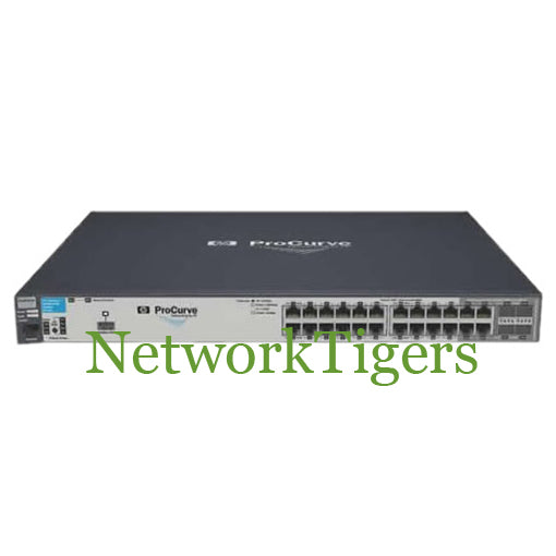 hp j9146a procurve 2910al 24g poe 24 port gigabit switch rh networktigers com hp procurve 2910 default ip hp procurve 2910al-48g manual