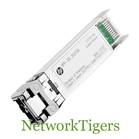 HPE J9153A Optical Transceiver X132 10G SFP+ LC ER - NetworkTigers