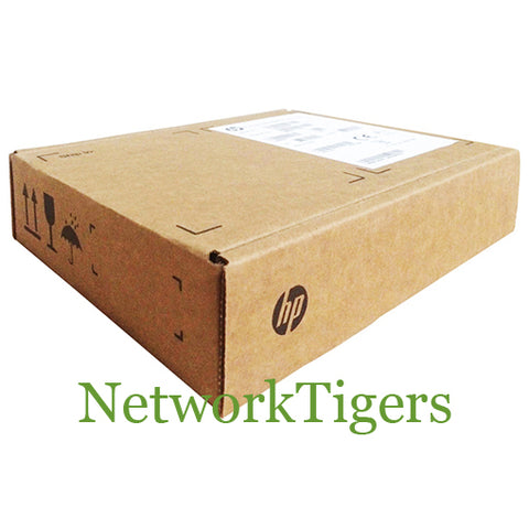 NEW HP J9165A 2910 al 4-Port 10-GbE CX4 Interconnect Stacking Module Kit