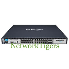 HPE J9263A 6600 Series 24x Gigabit Ethernet 4x 1G Combo Switch - NetworkTigers