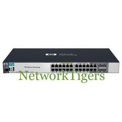 HPE J9299A 2520 Series 24x Gigabit Ethernet 4x 1G Combo Switch - NetworkTigers
