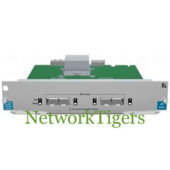 HPE J9309A 5400zl Series 4x 10 Gigabit Ethernet SFP+ Switch Module - NetworkTigers