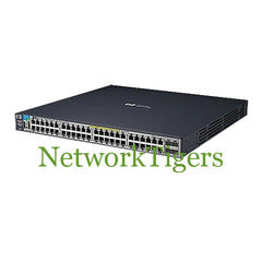 HPE J9473A 3500yl Series 44x Fast Ethernet 4x 1G Combo Switch - NetworkTigers