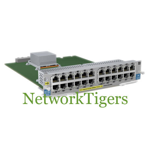 HP J9534A 24-Port Gigabit PoE+ v2 zl Switch Module