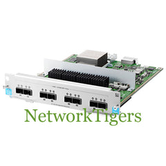 HPE J9538A 5400zl Series 8x 10 Gigabit Ethernet SFP+ Switch Module - NetworkTigers