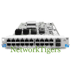 HPE J9548A 5400zl Series 20x Gigabit Ethernet 2x 10G SFP+ Switch Module - NetworkTigers