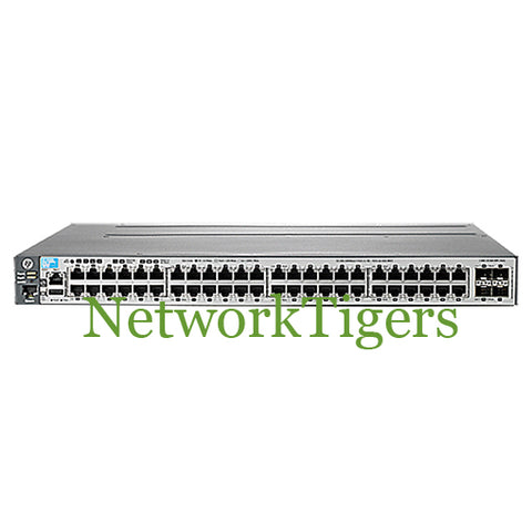 HP J9576A 3800 Series 48-Port Gigabit Ethernet 4-Port SFP+ Switch