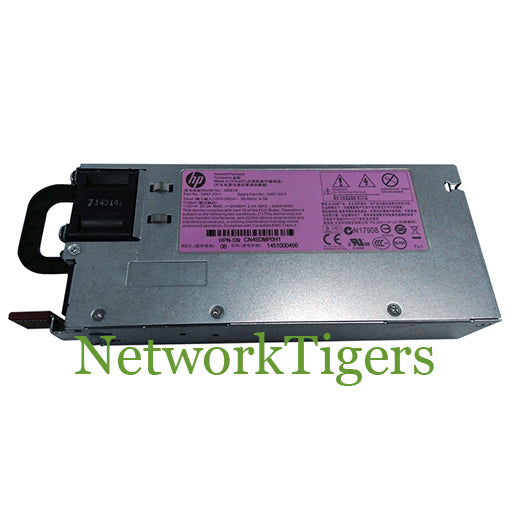 HP J9581A X311 400W 100-240VAC to 12VDC Switch Power Supply