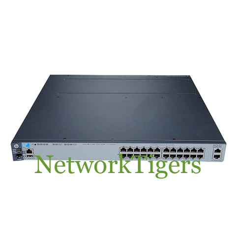 HP J9585A 3800-24G-2XG 24 Port Gigabit 2 Port 10Gbe Switch