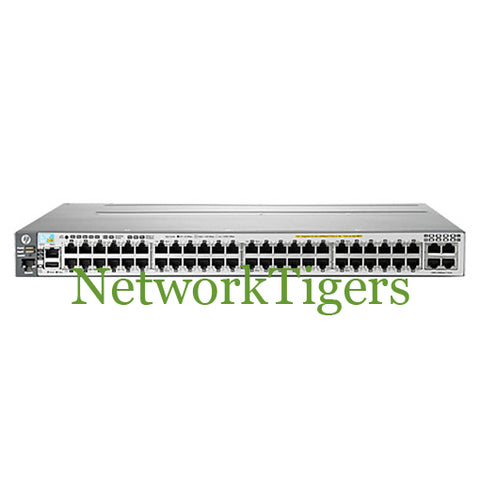 HP J9588A 3800 Series 48-Port GE PoE+ 4-Port 10GE Switch
