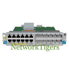 HPE J9637A 5400zl Series 12x Gigabit Ethernet PoE+ 1G SFP v2 zl Switch Module - NetworkTigers