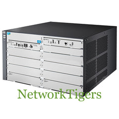 HPE J9640A 8200zl Series 6x Exp Slot w/ Premium Software Switch - NetworkTigers