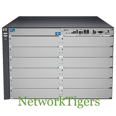 HPE J9643A 5400zl Series 5412 zl w/ Premium Software Switch - NetworkTigers