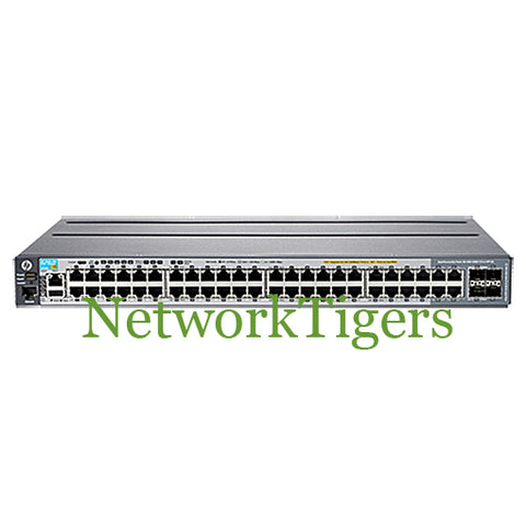 HPE J9729A Aruba 2920 Series 44x Gigabit Ethernet PoE+ 4x 1G Combo Switch - NetworkTigers