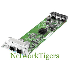 HPE J9733A Aruba 2920 Series 2x Stacking Port Switch Module - NetworkTigers