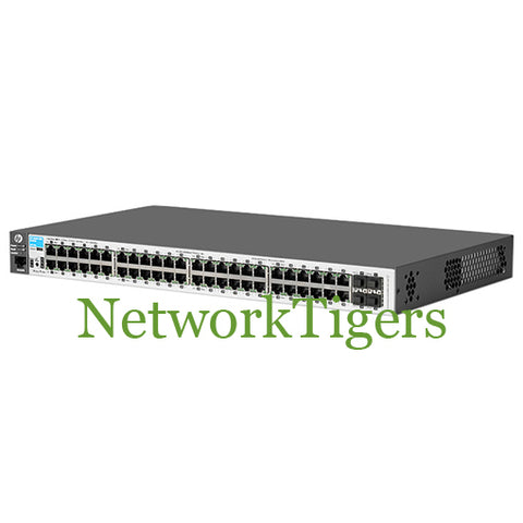 HPE J9775A Aruba 2530 Series 48x Gigabit Ethernet 4x 1G SFP Switch - NetworkTigers