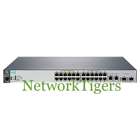 HP J9779A 2530 Series Aruba 2530-24-PoE+ 24-Port Fast Ethernet 2-Port SFP Switch