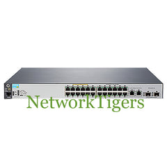 HPE J9779A Aruba 2530 Series 24x Fast Ethernet PoE+ 2x Gigabit SFP Switch - NetworkTigers
