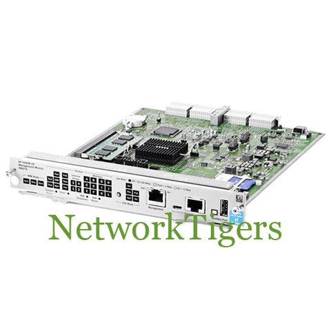 HPE J9827A Aruba 5400R zl2 Series Switch Management Module - NetworkTigers