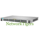 HPE J9853A Aruba 2530 Series 48x Gigabit Ethernet PoE+ 2x 10G SFP+ Switch - NetworkTigers