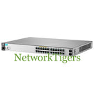 HPE J9854A Aruba 2530 Series 24x Gigabit Ethernet PoE+ 2x 10G SFP Switch - NetworkTigers