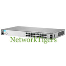 HPE J9856A 2530 Series Aruba 24x Gigabit Ethernet 2x 10G SFP+ Switch - NetworkTigers