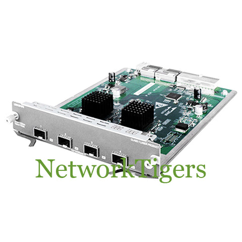 HP JC091A 5800 Series 4x 10 Gigabit Ethernet SFP+ Switch Module