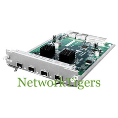HPE JC091A 5800 Series 4x 10 Gigabit Ethernet SFP+ Switch Module - NetworkTigers