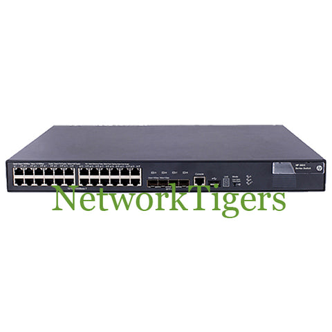 HP JC099A 5800 Series 24x Gigabit Ethernet 4x 10G SFP+ Switch