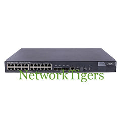 HPE JC100A 5800 Series 24x Gigabit Ethernet 4x 10G SFP+ Switch - NetworkTigers