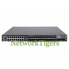 HPE JC103A 5800 Series 24x Gigabit Ethernet SFP 4x 10G SFP+ Switch - NetworkTigers