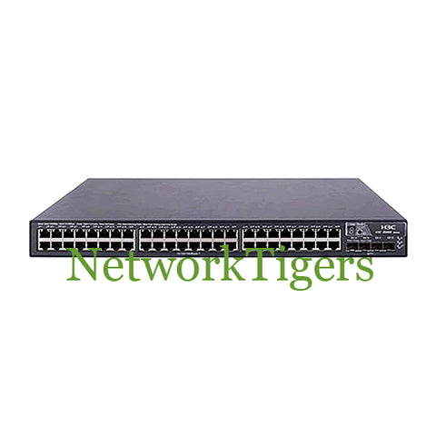 HP JC105A 5800 Series A5800-48G 48-Port Gigabit 4-Port SFP+ Switch