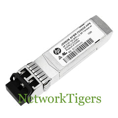 HPE JD092B Optical Transceiver 10 Gigabit BASE-SR LC SFP+ - NetworkTigers