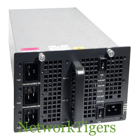 HP JD227A FlexNetwork 7500 Series 6000W AC Switch Power Supply