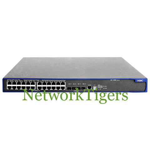 HP JD325A 3600 SI Series 3600-24-PoE 24-Port Fast Ethernet 4-Port SFP Switch