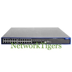 HPE JD325A 3600 SI Series 24x Fast Ethernet 4x 1G SFP Switch - NetworkTigers