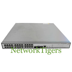 HPE JE007A 1910 Series 24x Gigabit Ethernet 4x GE SFP Switch - NetworkTigers